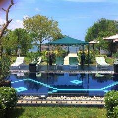 Отель Flower Garden Lake resort фото 18