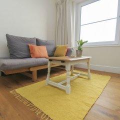 Апартаменты Albemarle Studio Кемптаун комната для гостей
