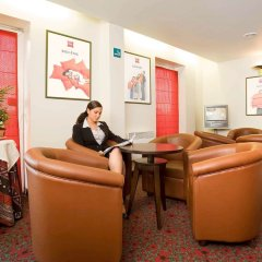 Отель ibis Le Bourget интерьер отеля фото 2