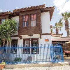 Отель La Casa Pansiyon бассейн