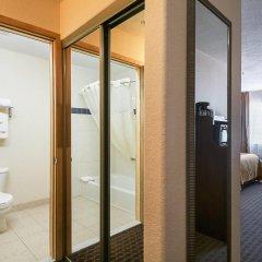Отель Comfort Inn Kingsville Кингсвилль ванная