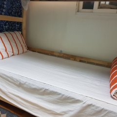 Отель Jinho's Black Whale Guesthouse & Bar удобства в номере фото 2
