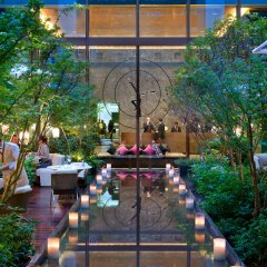 Отель Mandarin Oriental Paris