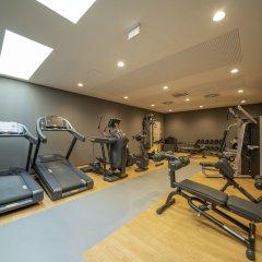 Отель roomz Vienna Prater фитнесс-зал фото 3