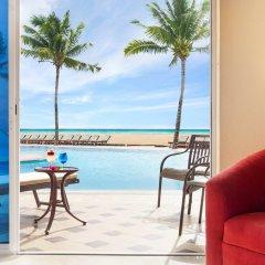 Отель Hilton Playa Del Carmen балкон