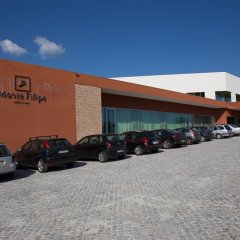 Monte Filipe Hotel & Spa парковка