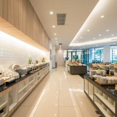 J Inspired Hotel Pattaya питание фото 3
