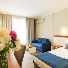Отель Ljuljak Hotel Болгария, Золотые пески - 1 отзыв об отеле, цены и фото номеров - забронировать отель Ljuljak Hotel онлайн комната для гостей фото 5