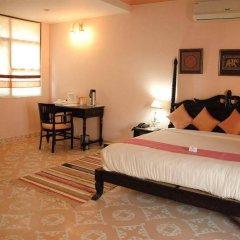 Отель WelcomHeritage Sirsi Haveli комната для гостей фото 2
