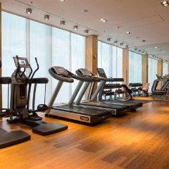 Отель Park Hyatt Zurich фитнесс-зал фото 2