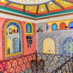 Отель RAZOLI sidi fateh Марокко, Рабат - отзывы, цены и фото номеров - забронировать отель RAZOLI sidi fateh онлайн интерьер отеля фото 2