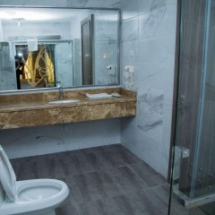 Maxbe Continental Hotel Энугу ванная
