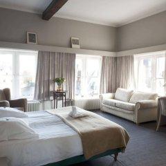 Отель Bourgoensch Hof Бельгия, Брюгге - 3 отзыва об отеле, цены и фото номеров - забронировать отель Bourgoensch Hof онлайн комната для гостей фото 3