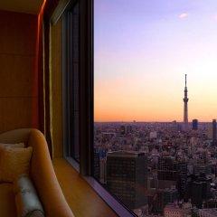 Shangri-La Hotel, Tokyo Токио балкон