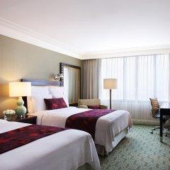 JW Marriott Hotel Seoul 5* Улучшенный номер с различными типами кроватей