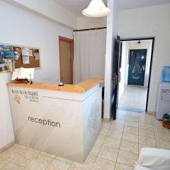 Отель Koukounari Studios Греция, Агистри - отзывы, цены и фото номеров - забронировать отель Koukounari Studios онлайн комната для гостей фото 5