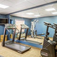 Отель Comfort Inn фитнесс-зал
