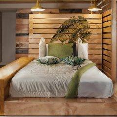 Отель Señor Frogs Hostel - Adults Only Мексика, Канкун - отзывы, цены и фото номеров - забронировать отель Señor Frogs Hostel - Adults Only онлайн комната для гостей фото 4