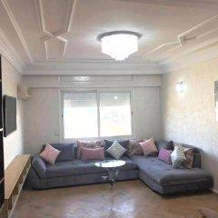 Апартаменты Furnished Apartment Casablanca комната для гостей фото 3
