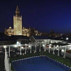 Отель Fontecruz Sevilla Seises Испания, Севилья - отзывы, цены и фото номеров - забронировать отель Fontecruz Sevilla Seises онлайн приотельная территория