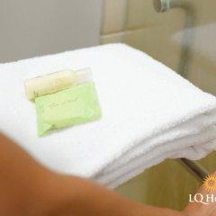 LQ Hotel Tegucigalpa ванная