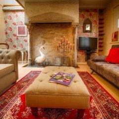 Отель Holiday Home Bridge House Бельгия, Брюгге - отзывы, цены и фото номеров - забронировать отель Holiday Home Bridge House онлайн комната для гостей фото 3
