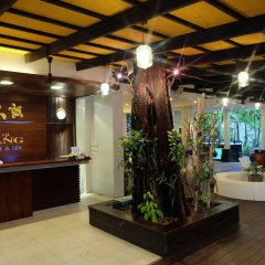 Отель Nai Yang Beach Resort & Spa гостиничный бар