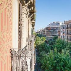 Отель Flateli Aribau Барселона