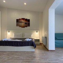Apart-hotel Poseidon Одесса комната для гостей фото 3