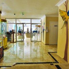 Отель Big Blue Suite Аланья интерьер отеля фото 2