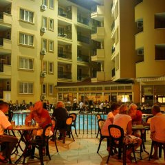 Отель Kleopatra Royal Palm Аланья питание