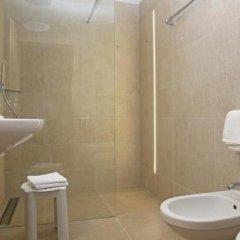 Отель Almhotel Bergerhof Сарентино ванная