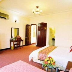 Отель Bounjour Viet Nam Вьетнам, Ханой - отзывы, цены и фото номеров - забронировать отель Bounjour Viet Nam онлайн комната для гостей фото 5
