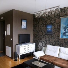 Отель Old City Apartments Литва, Клайпеда - отзывы, цены и фото номеров - забронировать отель Old City Apartments онлайн комната для гостей фото 4