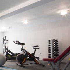 Hotel JS Miramar фитнесс-зал
