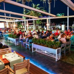B&B Yüzbasi Beach Hotel Мармарис гостиничный бар