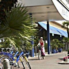 Radisson Blu Hotel Nice Ницца спортивное сооружение