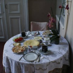 Отель Guest House Chubini питание