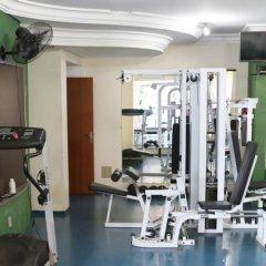 Olavo Bilac Hotel фитнесс-зал
