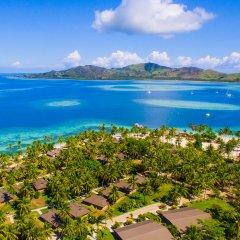 Отель Plantation Island Resort Фиджи, Остров Малоло-Лайлай - отзывы, цены и фото номеров - забронировать отель Plantation Island Resort онлайн пляж фото 2