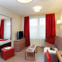 Отель Aparthotel Adagio Muenchen City Германия, Мюнхен - - забронировать отель Aparthotel Adagio Muenchen City, цены и фото номеров комната для гостей фото 2