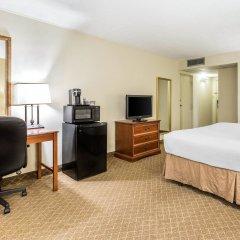 Отель Clarion Inn Frederick Event Center удобства в номере