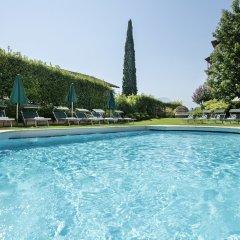 Отель Pienzenau Am Schlosspark Италия, Меран - отзывы, цены и фото номеров - забронировать отель Pienzenau Am Schlosspark онлайн бассейн фото 2