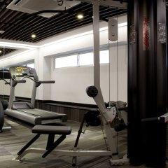 Cherry Hotel фитнесс-зал