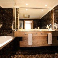 WOW Istanbul Hotel Турция, Стамбул - 4 отзыва об отеле, цены и фото номеров - забронировать отель WOW Istanbul Hotel онлайн ванная