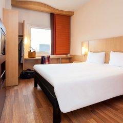 Отель Ibis Calle Alcala Мадрид комната для гостей фото 4