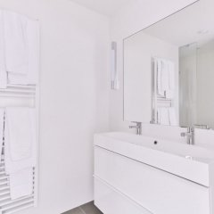 Апартаменты Louise Vleurgat Apartments Брюссель ванная