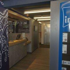 Отель ibis budget Lyon Gerland Франция, Лион - отзывы, цены и фото номеров - забронировать отель ibis budget Lyon Gerland онлайн интерьер отеля фото 3