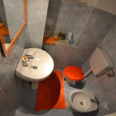 Отель Ariadimare Италия, Генуя - отзывы, цены и фото номеров - забронировать отель Ariadimare онлайн ванная фото 2