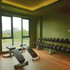 Отель Chillax Heritage фитнесс-зал фото 4